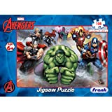 Frank Marvel Avengers 108 Pc Jigsaw Puzzle for 6 Year Old Kids and Above
