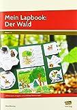 Mein Lapbook: Der Wald: Differenzierte Aufgaben und vielfältige Bastelvorlagen (1. bis 4. Klasse)