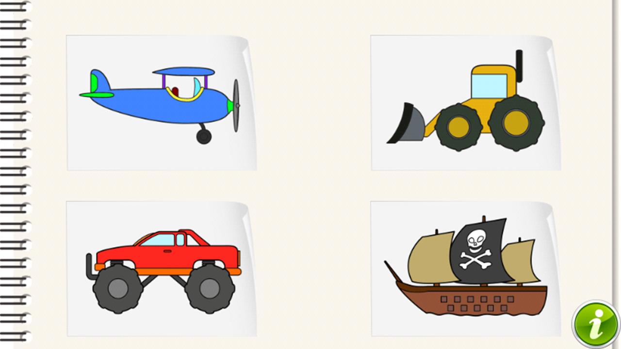 Fahrzeuge und Autos Malvorlagen für Kleinkinder und Kinder : LKW ...