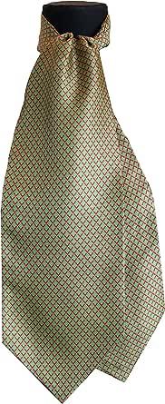 tessago ascot seta 100% stampato disegno 64773 cravatteria made in italy