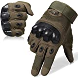 WTACTFUL Touch Screen Motorbike Full Finger Gloves for Motorcycle Cycling Climbing Hiking Hunting Outdoor Sports Gear Gloves