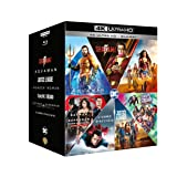 DC Comic Box-Set (+ Blu-ray)