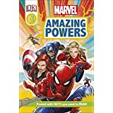 Marvel Amazing Powers (DK Readers Level 3)