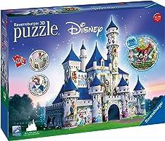 Ravensburger Italy Castello Disney Puzzle 3D, 12587