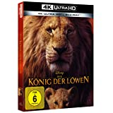 Der König der Löwen – Neuverfilmung 2019 (+ Blu-ray) [4K Blu-ray]