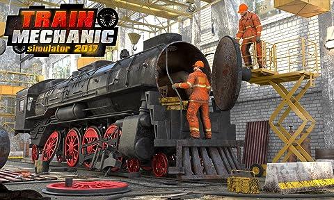 Train Mechanic Simulator 2017 [PC Code -