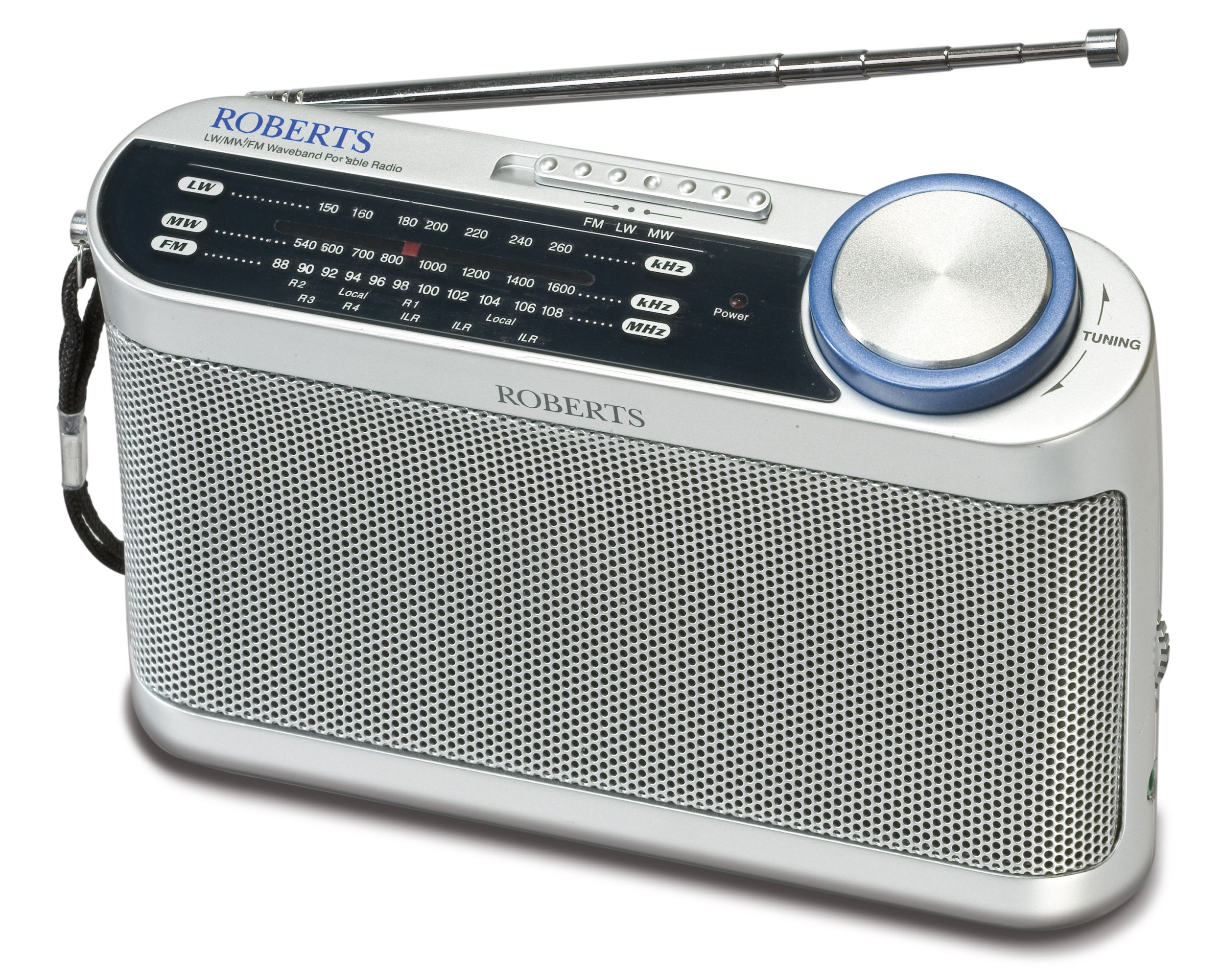 Roberts Radio R9993 Portable LW/MW/FM Radio with Headphone Socket 1