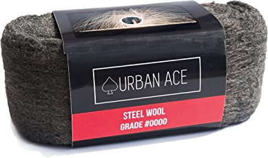 Urban Ace™ Steel Wool 0000 Grade for Steel Wool Photography DSLR Super Fine