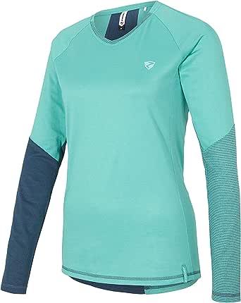 Fahrrad,Outdoor,Fitness,Sport Atmungsaktiv schnelltrocknend Kurzarm Ziener Damen Nari Funktions-Shirt
