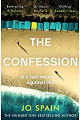 The Confession: An addictive psychological thriller with shocking twists and turns Kindle Edition