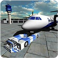 Flight Bodenpersonal des Flughafens Simulator 3D