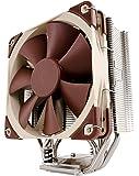 Noctua NH-U12S, Dissipatore per CPU di Qualità Premium con Ventola NF-F12 da 120 mm (Marrone)