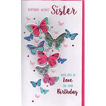 Sister birthday card birthday wishes sister with lots of love at sister birthday card birthday wishes sister with lots of love at alexanders m4hsunfo