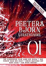 Peeters Bjorn Kerstbundel 01: Value pack, uren leesplezier (Peeters Bjorn Kerstbundels Book 1)