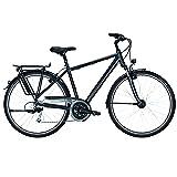 RALEIGH Damen Oakland Deluxe Fahrrad, Seablue, 45