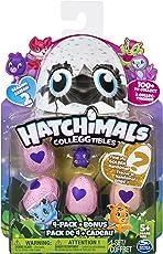 "Hatchimals 6041338 ""Collegtibles 4 Pack + Bonus - Season 2"" (Assorted)"