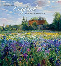 England Landscape Paintings 2019 Wall Calendar
