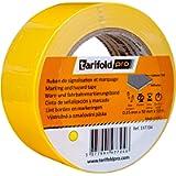 Tarifold 1 Nastro Adesivo di Sicurezza per Pavimenti, Giallo, 50 mm x 33 M
