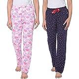 Real Basics Pyjamas & Lounge Pants-Pack of 2