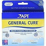 Aquarium Pharmaceuticals API Powder General Cure 10Ct