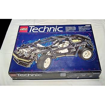 Lego Technic 8880 Super Car Amazon Toys Games