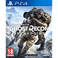 UBI Soft Tom Clancy's Ghost Recon Breakpoint (PS4) (300111371)