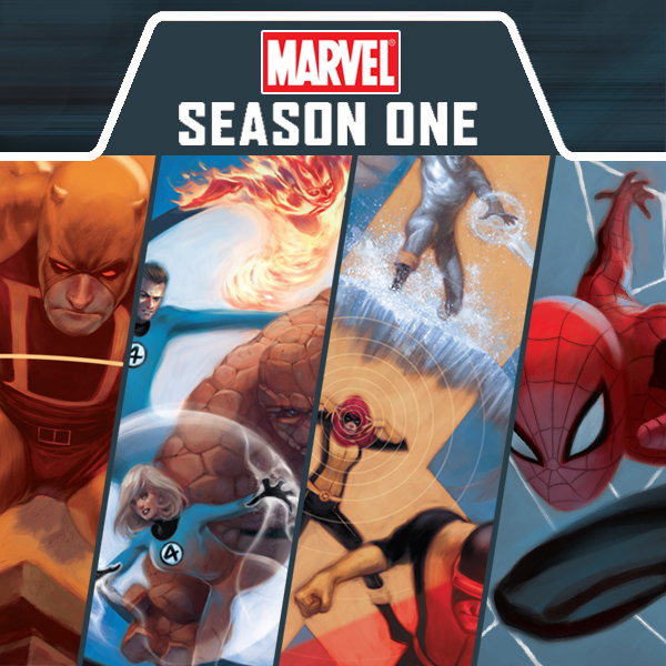 Season One (Issues) (11 Book Series)