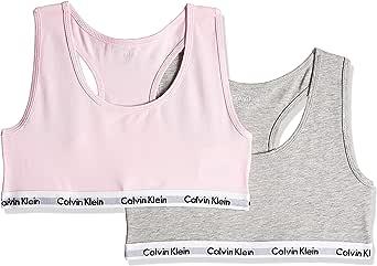 Calvin Klein Reggiseno (Pacco da 2) Bambina