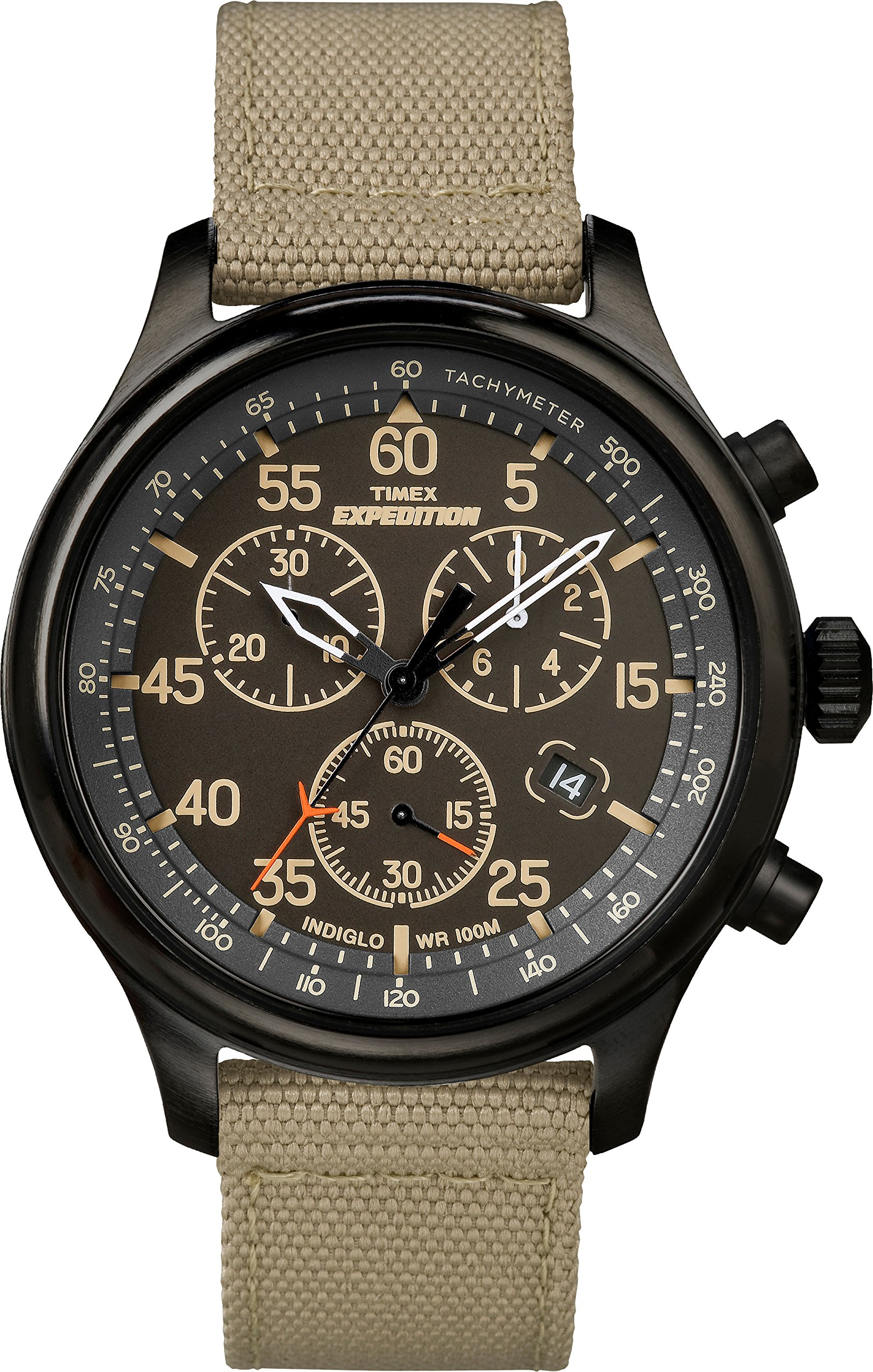 Timex Men's Expedition Field Chronograph 43 mm Watch