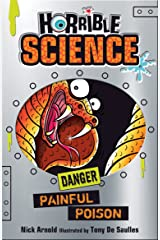 Horrible Science: Painful Poison Kindle Edition