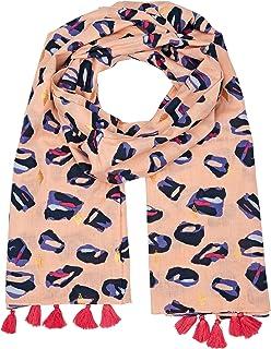 02c972328b8 Naf Naf VRAC Châle Femme Multicolore (Imprime 487) Taille unique (Taille  fabricant