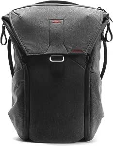 Peak Design Everyday Backpack 20L Charcoal Foto-Rucksack für DSLR- und DSLM-Kameras (dunkelgrau)