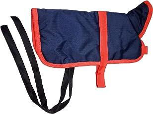 Petshop7 Heavy Quality Denim Dog Coat / Dog Jacket Coat / Winter Pet Dog Clothes - Outdoor Sport - (24 Inch (X-Large))