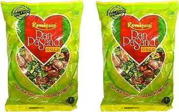 Ravalgaon Pan Pasand Gold Candy, 560g - Pack of 2