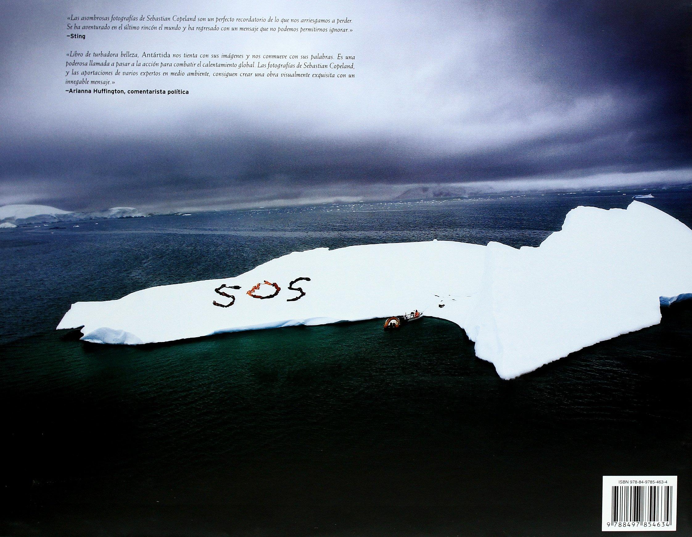 Antártida. Una llamada para un futuro sostenible (General) 1
