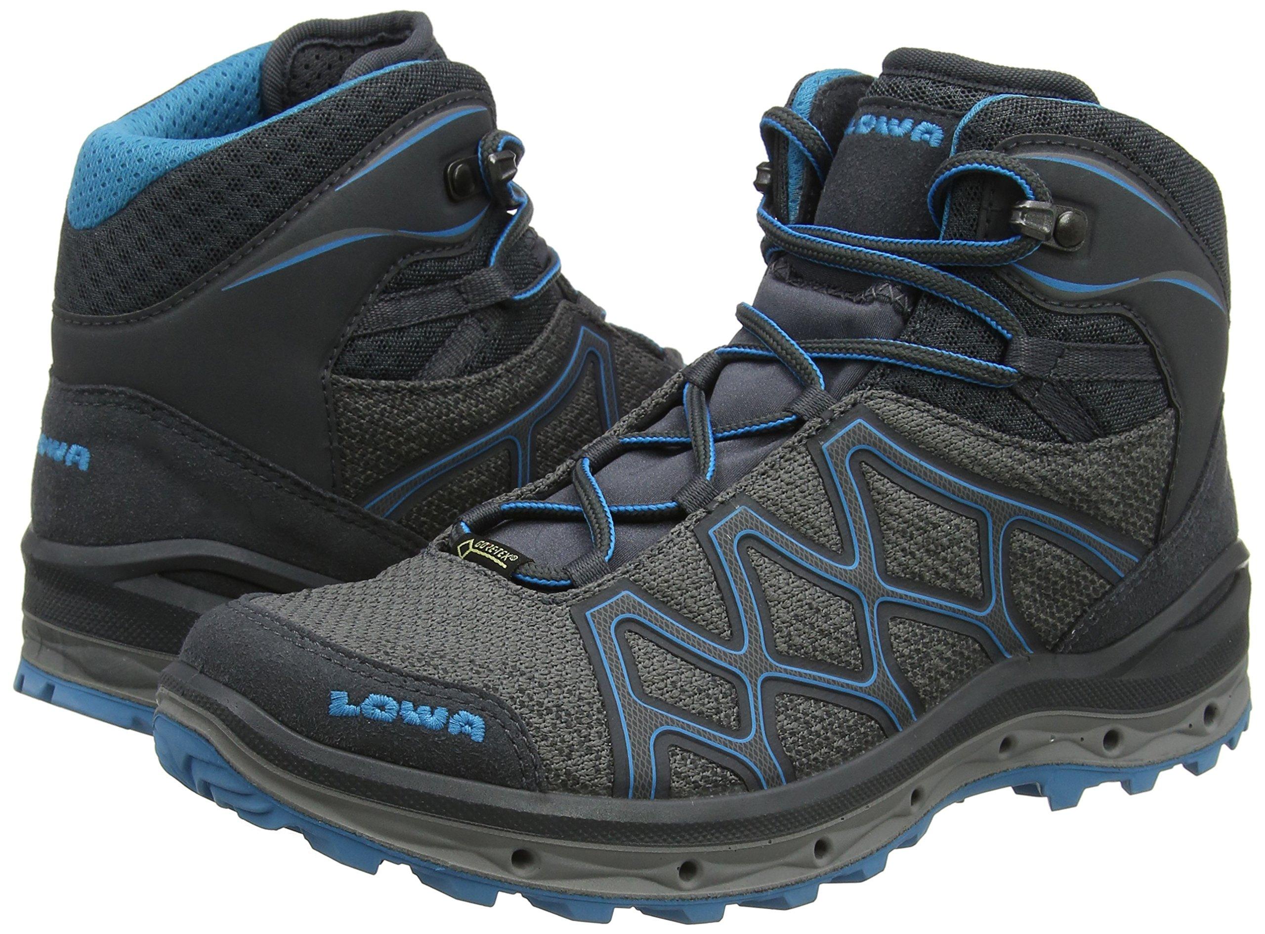 91vjOp8U4FL - Lowa Women's AEROX GTX MID W High Rise Hiking Boots