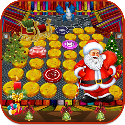 Snow Pusher (Coins Carnival: Christmas Special)