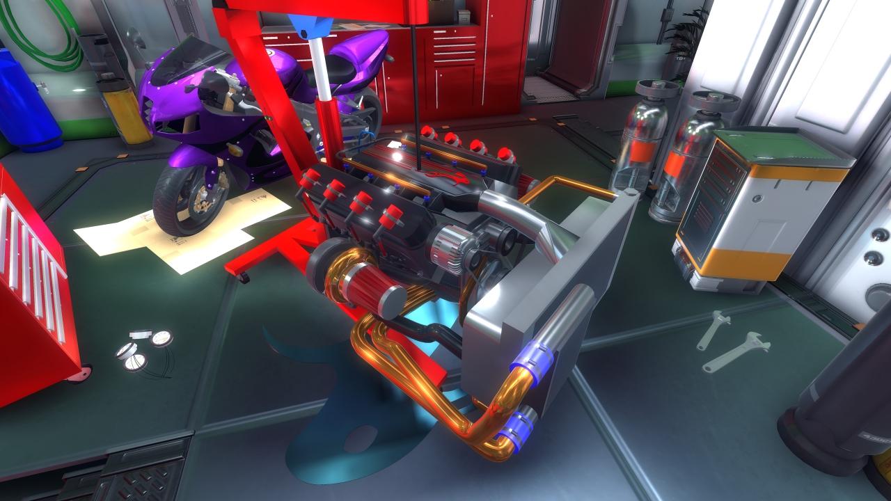 Fix My Car >> Fix My Car 3d Concept Gt Supercar Mechanic Shop Simulator Free