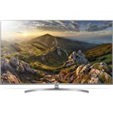 LG 49UK7550LLA 123 cm (49 Zoll) Fernseher (Ultra HD, Triple Tuner, 4K Active HDR, Smart TV)