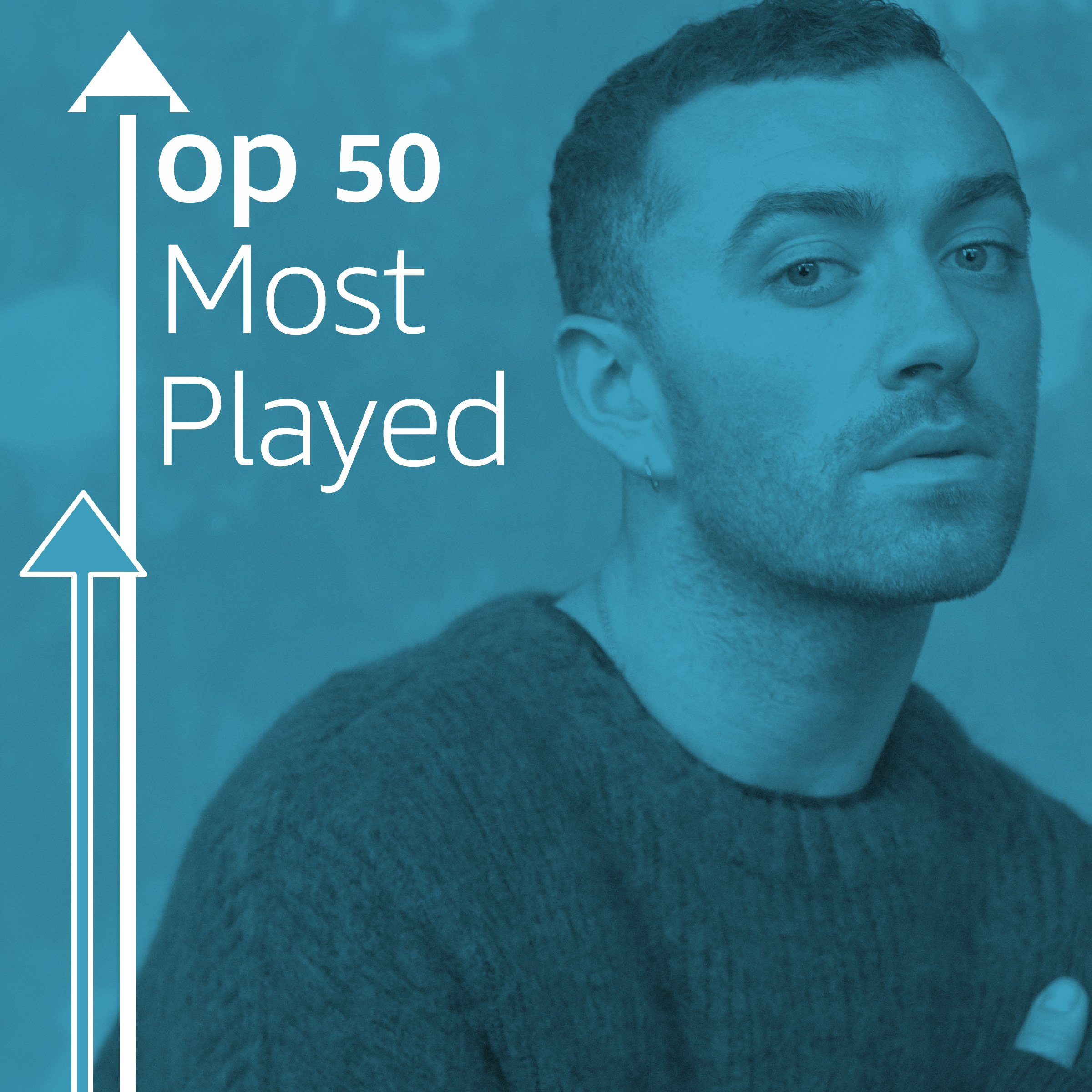 Top 50 Most Played