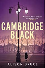 Cambridge Black (Dc Gary Goodhew 7) Kindle Edition