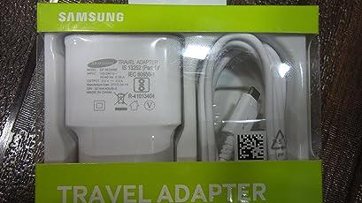 Samsung Original EP-TA13IWEUGIN Travel Adapter (White)
