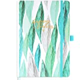 Eono by Amazon Diary 2021 Week to View, A5 12 Month Planner with Green Hardcover, Pen Loop and Back Pocket, 21.3 x 14.7…