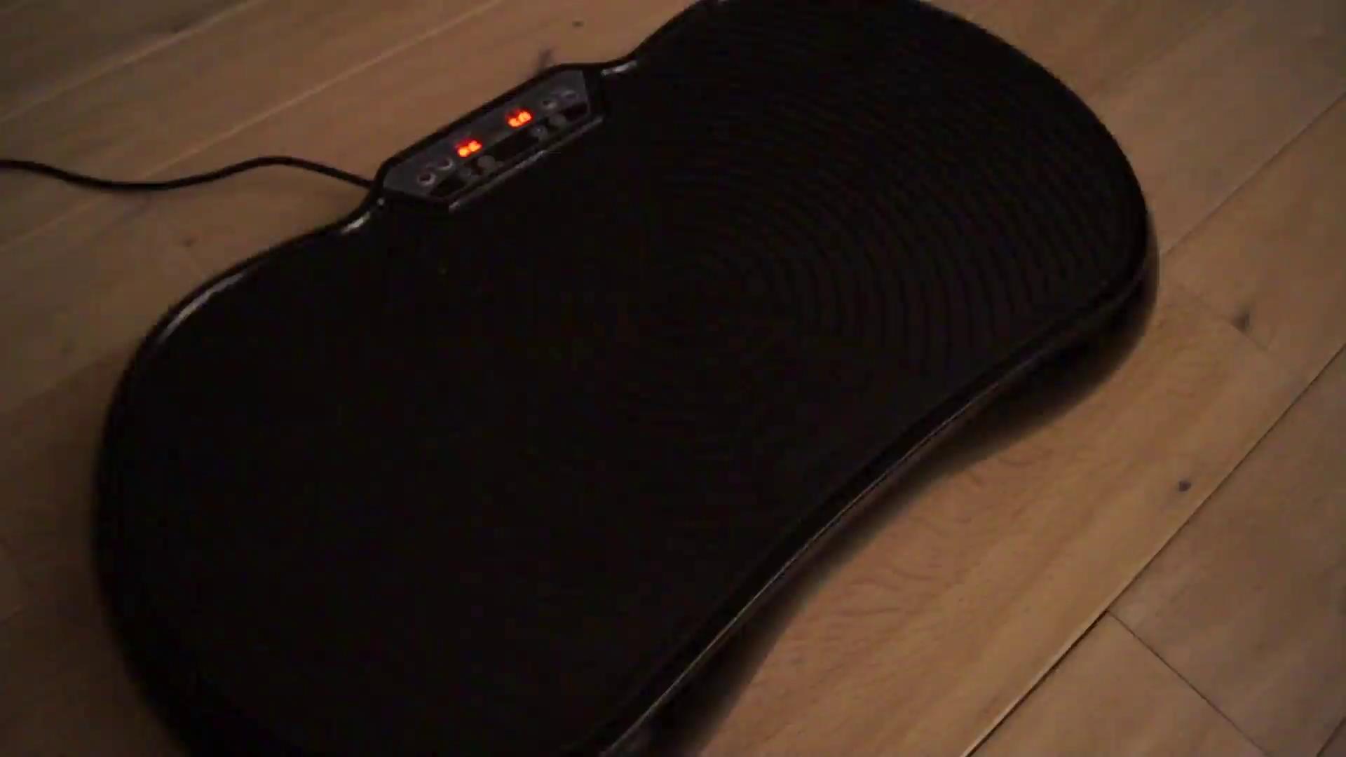 Ancheer vibrationsplatte