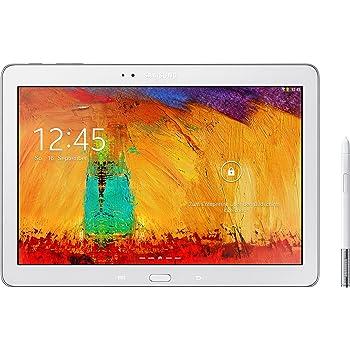 Samsung Galaxy Note 10.1 2014 Edition Tablet (25,7 cm (10,1 Zoll) Touchscreen, 3GB RAM, 8 Megapixel Kamera, 16 GB interner Speicher, WiFi, Android 4.3) weiß