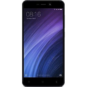 """Xiaomi Redmi 4A - Smartphone Libre de 5"""" (4G, WiFi, Bluetooth, Snapdragon 425 1.4 GHz, 32 GB de ROM Ampliable, 2 GB de RAM, Cámara Trasera DE 13 MP, Android MIUI, Dual-SIM), Gris [Versión Española]"""