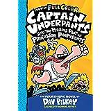 Captain Underpants and the Perilous Plot of Professor Poopypants: Color Edition (Captain Underpants #4)