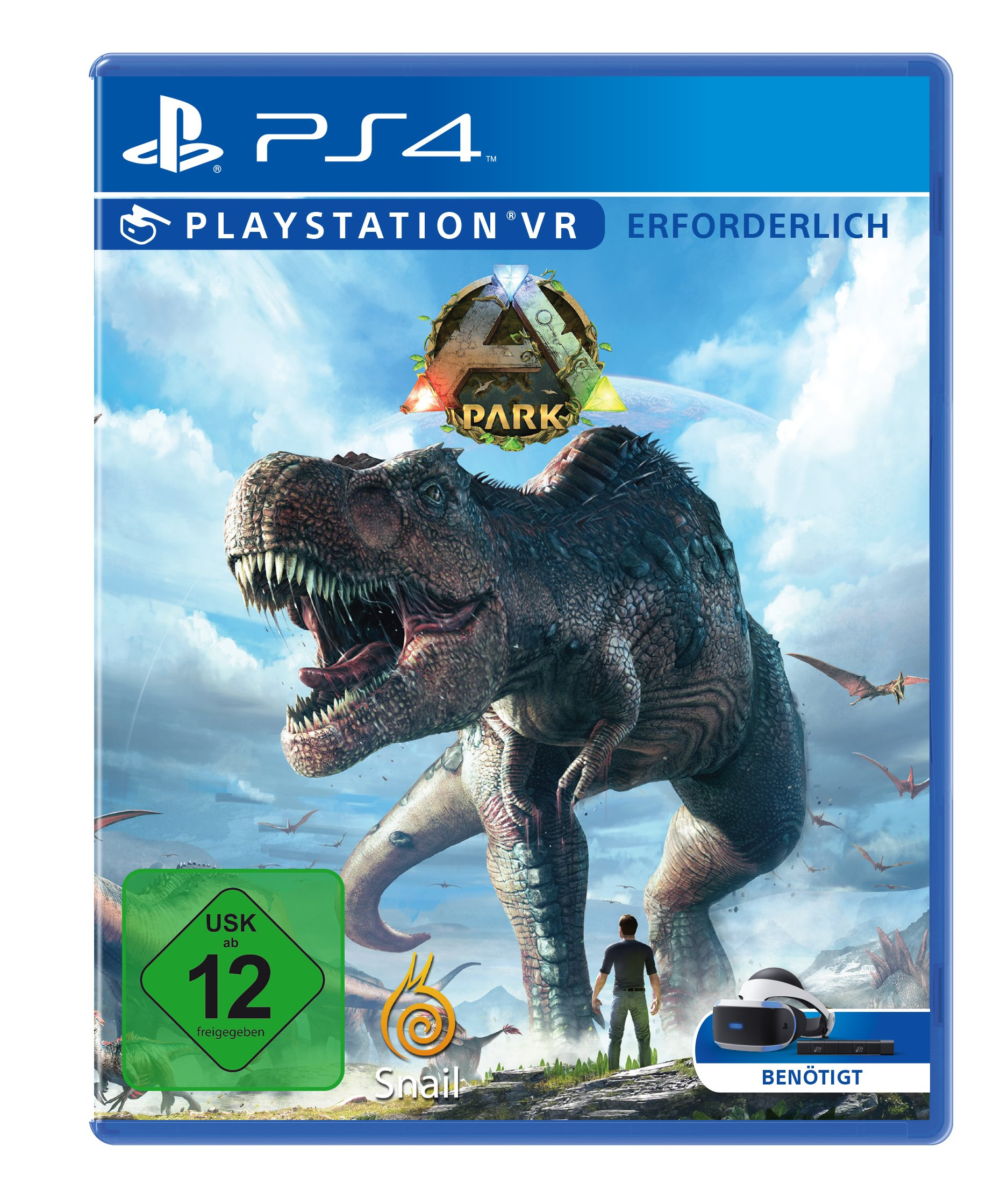 ARK Park VR (PlayStation PS4)