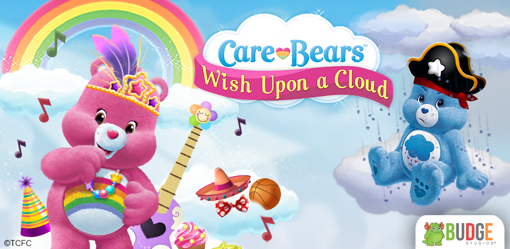 Image of Care Bears: Wish Upon a Cloud