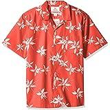 Marca Amazon - 28 Palms – Camisa guayabera de 4 bolsillos ...
